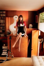 Dakota Johnson – Vogue Magazine February 2015 Photos