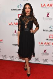 Dania Ramirez - LA Art Show 2015 Opening Night Premiere Party