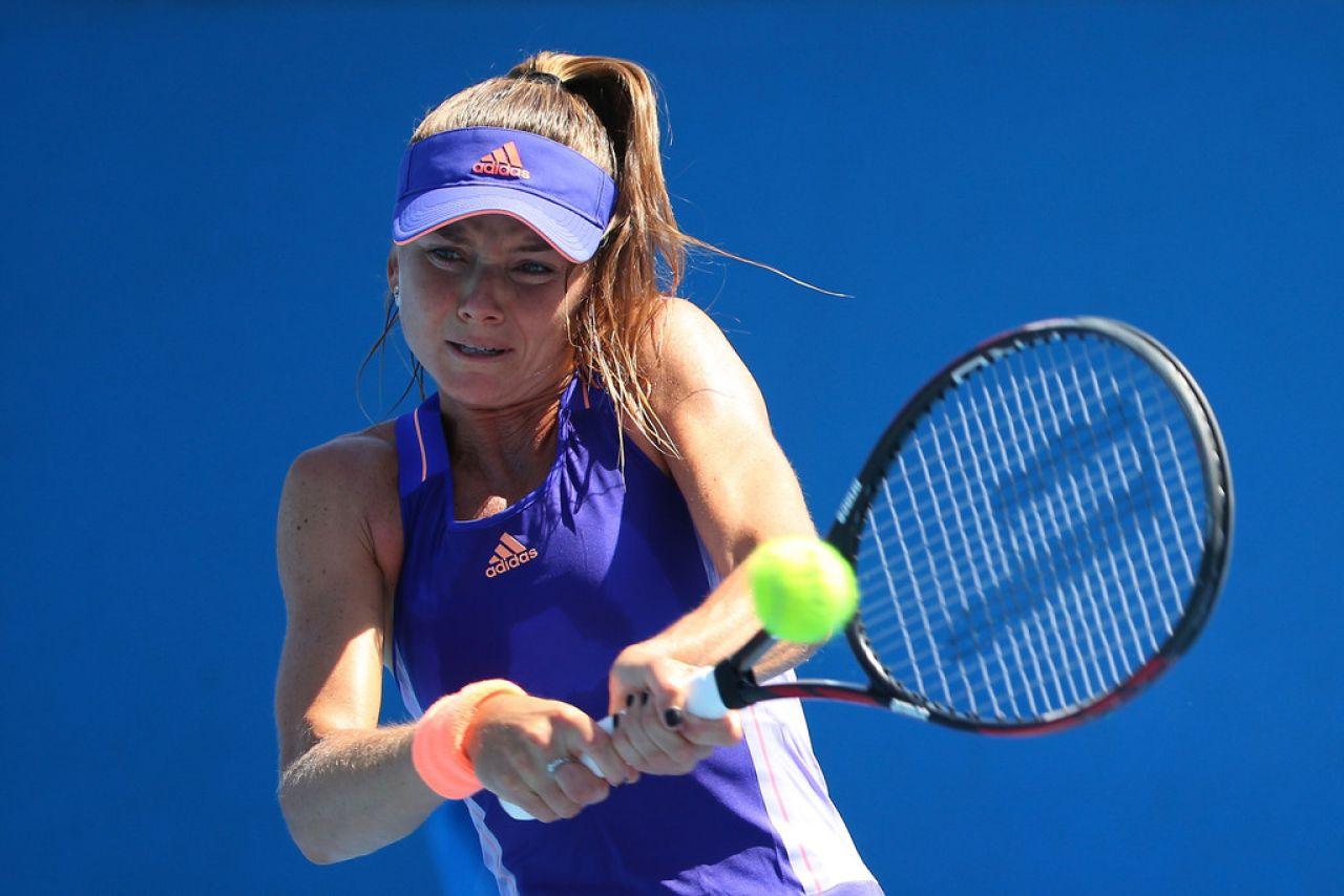 Daniela Hantuchova - 2015 Australian Open in Melbourne - Round 2