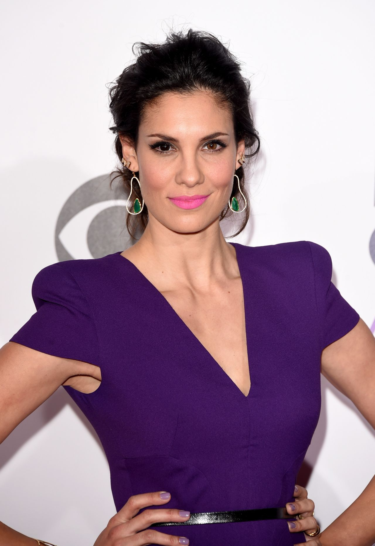 Daniela Ruah 2015 People S Choice Awards In Los Angeles