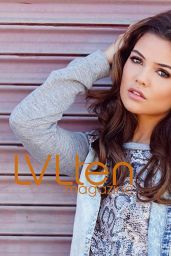 Danielle Campbell - LVLTEN Magazine Winter 2014/2015 Issue