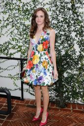 Danielle Panabaker - W Magazine Luncheon in Los Angeles, January 2015