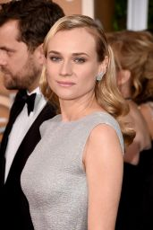Diane Kruger – 2015 Golden Globe Awards in Beverly Hills