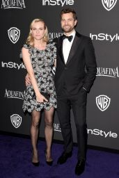 Diane Kruger – InStyle and Warner Bros 2015 Golden Globes Party