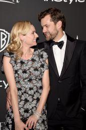 Diane Kruger – InStyle and Warner Bros 2015 Golden Globes Party