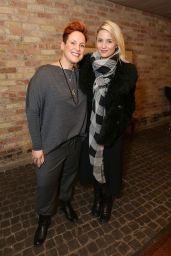 Dianna Agron - Birchbox Pop-up in Park City, January 2015