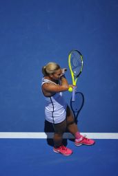 Dominika Cibulkova – 2015 Australian Open in Melbourne Quarter Final