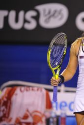 Dominika Cibulkova – 2015 Australian Open in Melbourne – Round 4