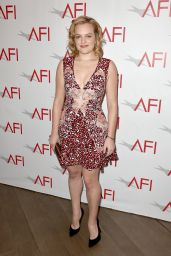 Elisabeth Moss - 2015 AFI Awards in Beverly Hills