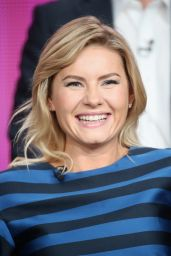 Elisha Cuthbert – 'One Big Happy' Panel TCA Press Tour in Pasadena