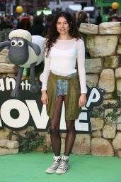Eliza Doolittle Looks Cute at
