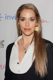 Elizabeth Berkley at Launch of KC Undercover, January 2015