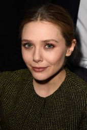 Elizabeth Olsen - Christian Dior Fashion Show in Paris - January 2015