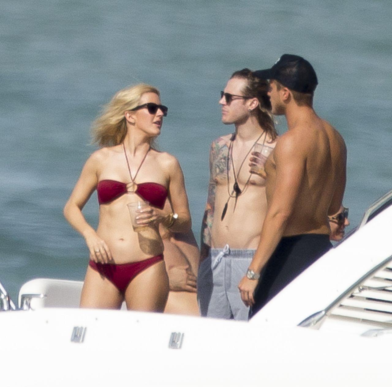 Fappening Ellie Goulding nudes (77 foto and video), Topless, Cleavage, Feet, in bikini 2020