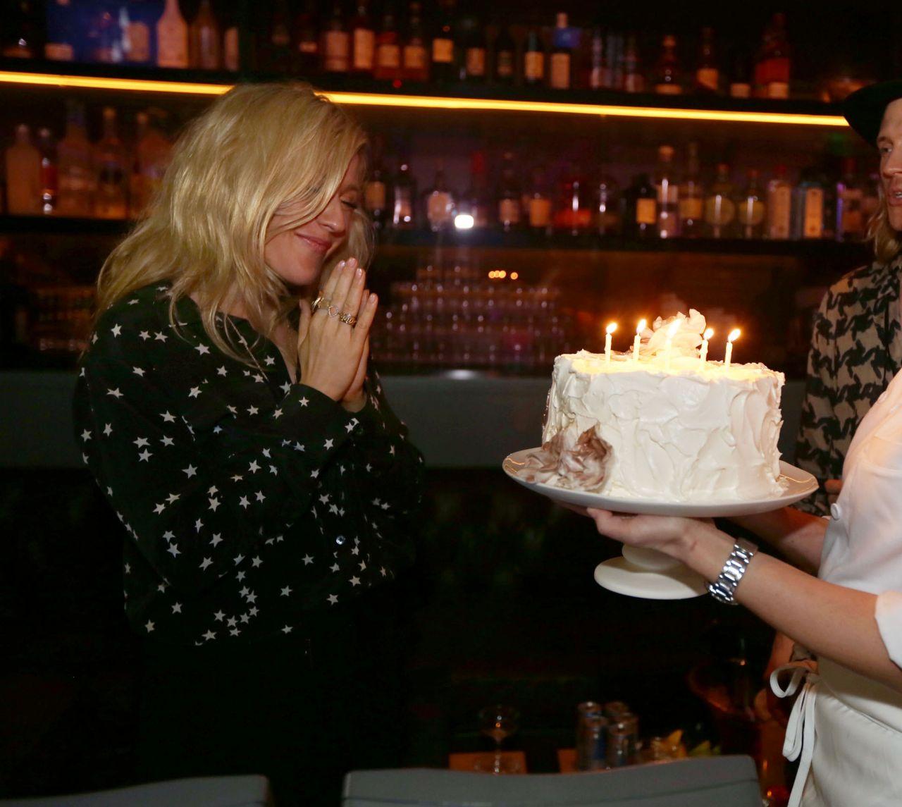 Birthday At Basement Bowl In Miami Beach