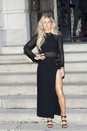 Ellie Goulding - Versace Show as part of Paris Fashion Week Haute Couture Spring/Summer 2015