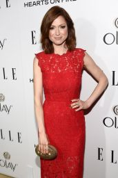 Ellie Kemper – ELLE 2015 Annual Women in TV Celebration in Los Angeles