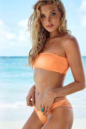 Elsa Hosk Bikini Photos - Victoria