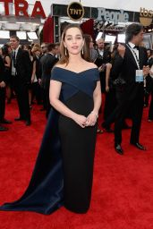 Emilia Clarke – 2015 SAG Awards in Los Angeles