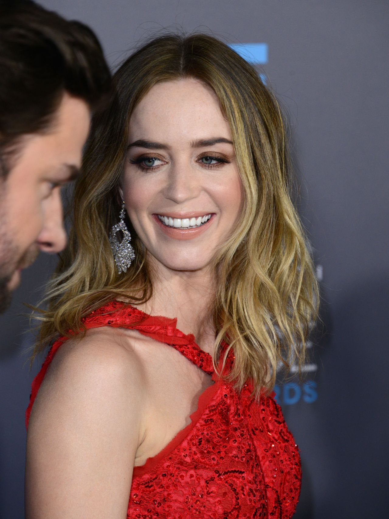 Emily Blunt – 2015 Critics Choice Movie Awards in Los Angeles Emily Blunt