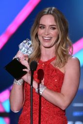 Emily Blunt – 2015 Critics Choice Movie Awards in Los Angeles