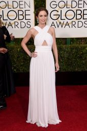 Emily Blunt – 2015 Golden Globe Awards in Beverly Hills