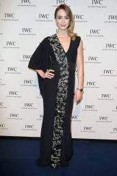 Emily Blunt – IWC Gala Dinner in Geneva – January 2015