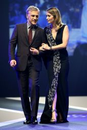 Emily Blunt – IWC Gala Dinner in Geneva – January 2015