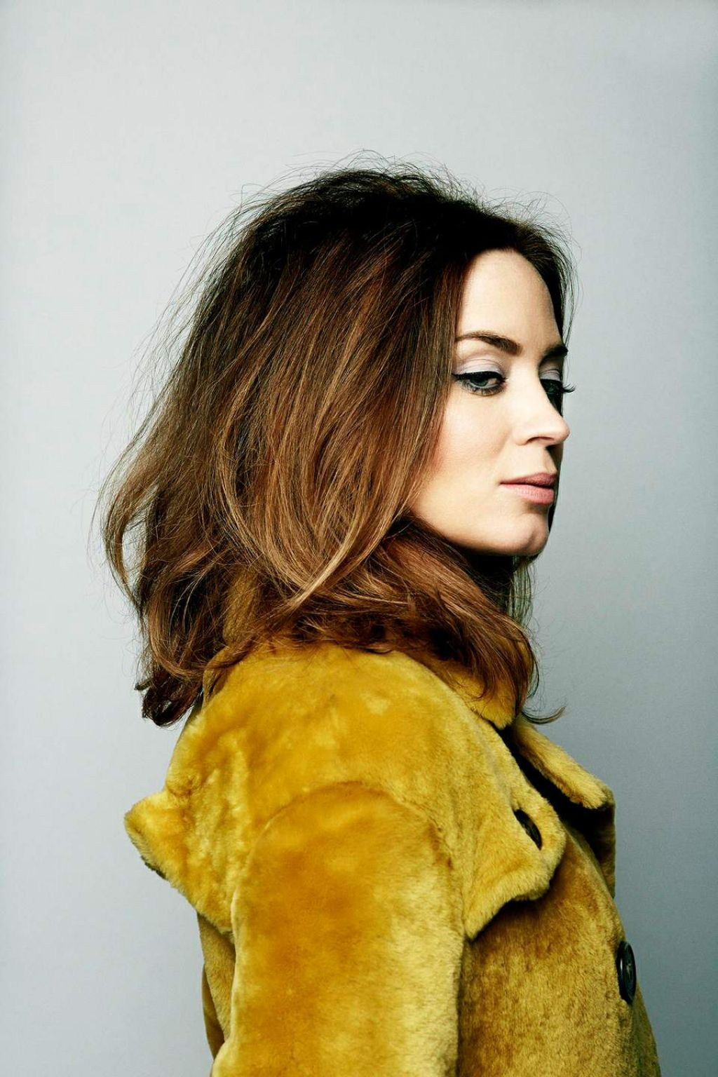 Emily Blunt Photoshoot Guardian
