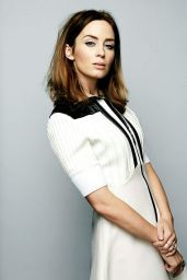 Emily Blunt - Photoshoot for The Guardian 2014