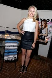 Emily Osment – NYLON Celebrates Anna Kendrick's February 2015 Cover in West Hollywood