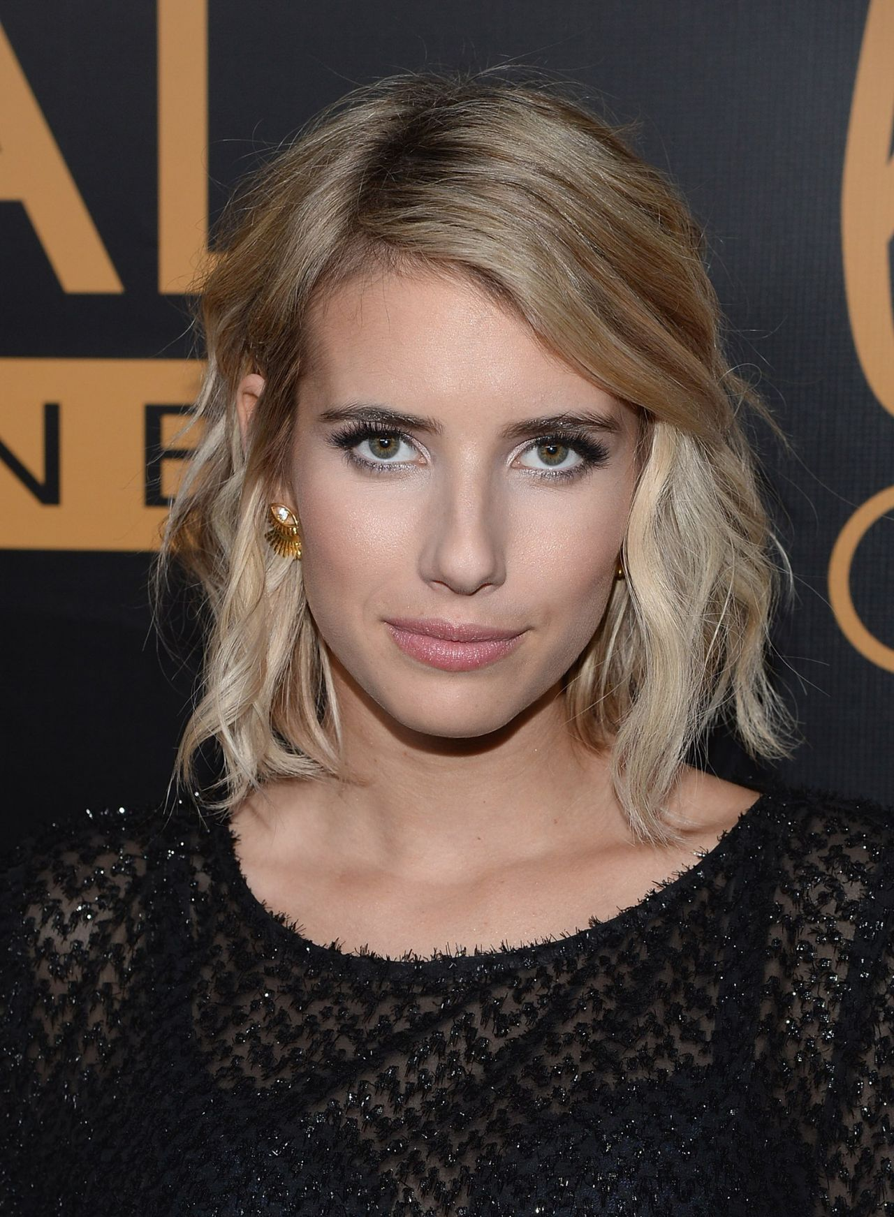 Emma Roberts Nine Zero One Salon Melrose Place Launch