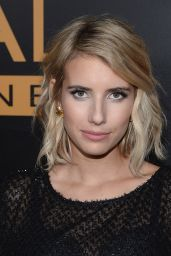 Emma Roberts - Nine Zero One Salon Melrose Place Launch Party in Los Angeles, January 2015