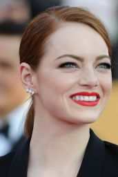 Emma Stone – 2015 SAG Awards in Los Angeles