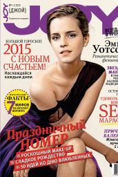 Emma Watson - Joy Magazine Cover (Ukraine) - January/February 2015