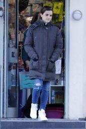 Emma Watson - Leaving a Coffee Shop in London, January 2015