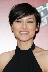 Emma Willis - The Voice Series 4 Launch Held at The Mondrian Hotel