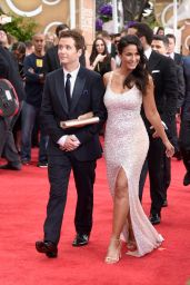 Emmanuelle Chriqui – 2015 Golden Globe Awards in Beverly Hills