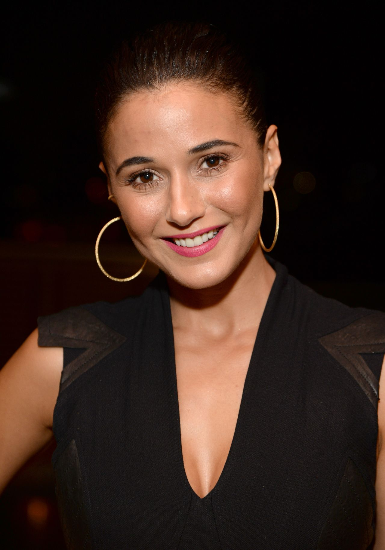 Emmanuelle Chriqui – ELLE 2015 Annual Women in TV Celebration in Los Angeles