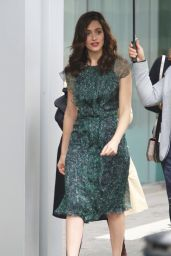 Emmy Rossum - Out in West Hollywood. Jan 2015