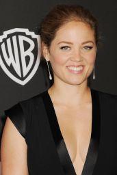 Erika Christensen – InStyle And Warner Bros 2015 Golden Globes Party