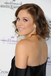 Erin Krakow - Hallmark Channel 2015 Winter TCA Party