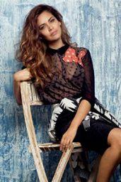 Esha Gupta - Juice Magazine - January 2015 Issue