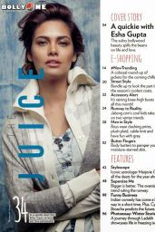 Esha Gupta - Juice Magazine - January 2015 Issue