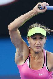 Eugenie Bouchard - 2015 Australian Open in Melbourne, Day 1