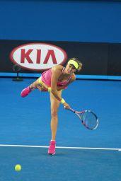 Eugenie Bouchard – 2015 Australian Open in Melbourne – Round 2