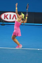 Eugenie Bouchard – 2015 Australian Open in Melbourne – Round 2