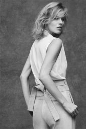 Eva Herzigova - The Edit Magazine January 2015 Cover and Pics