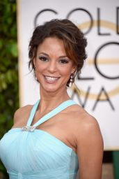 Eva LaRue – 2015 Golden Globe Awards in Beverly Hills