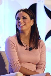 Eva Longoria - NATPE Conference: Day 3 in Miami - January 2015